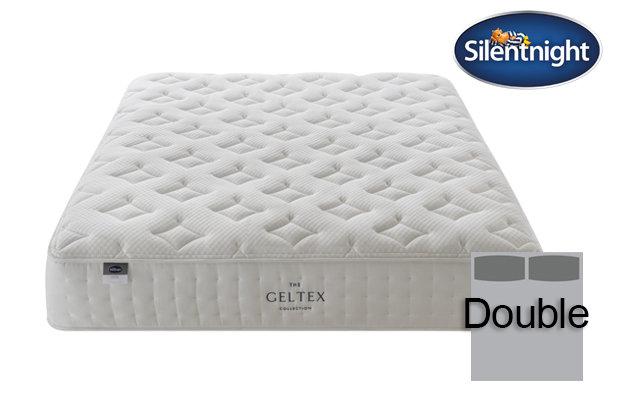 Silentnight Mirapocket Pastel Geltex 1000 Double Mattress