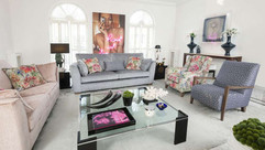 Laughton Fabric Sofas & Chars