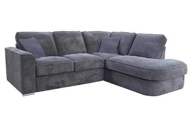 Edinburgh Right Hand Facing Chaise Corner Sofa