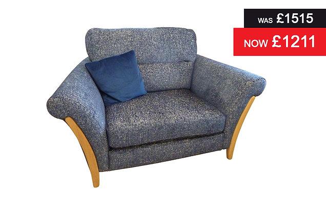 Ercol Trieste Snuggler - T245 Fabric