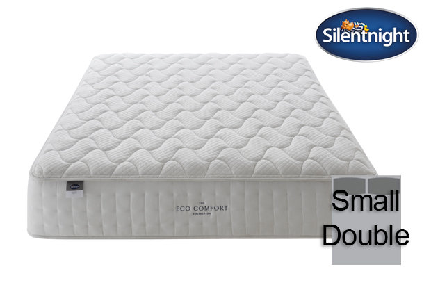 Silentnight Mirapocket Ivory Eco Comfort 1400 Small Double Mattress