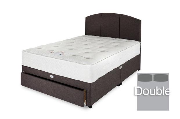 Manhattan 1000 Double Divan Bed
