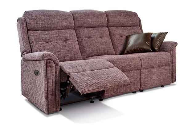 Tara Small 3 Seater Recliner Sofa