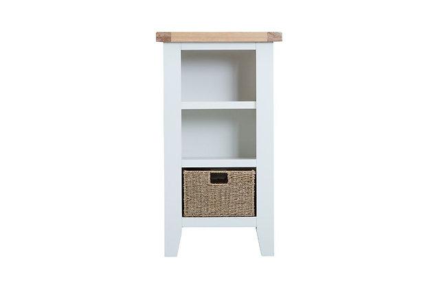 Trent Small Narrow Bookcase