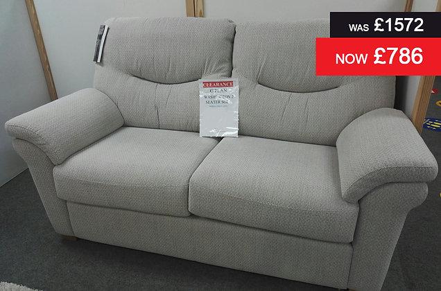 G Plan Washington 2 Seater Sofa