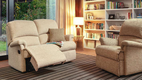 Wexford 2 Seater Recliner Sofa & Chair