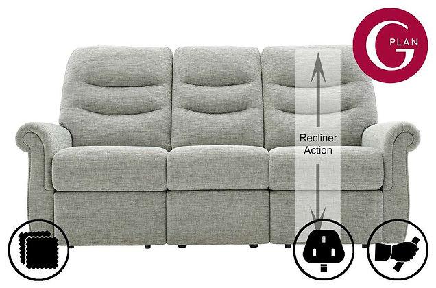G Plan Holmes RHF Single 3 Seater Recliner Sofa
