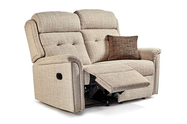 Tara Small 2 Seater Recliner Sofa