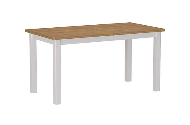 Boston 1.2m Butterfly Extending Dining Table