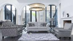 Tamworth Grand Sofa, Snuggler Sofa & Accent Chair