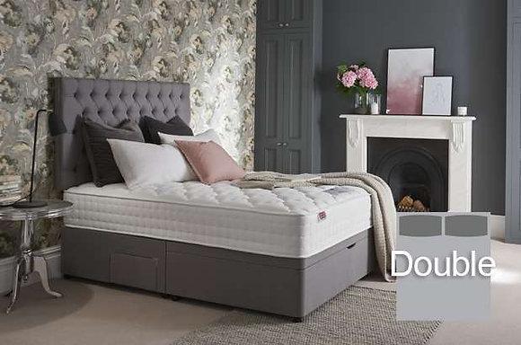 Rest Assured Timeless Aydon Silk 2000 Double Divan Bed
