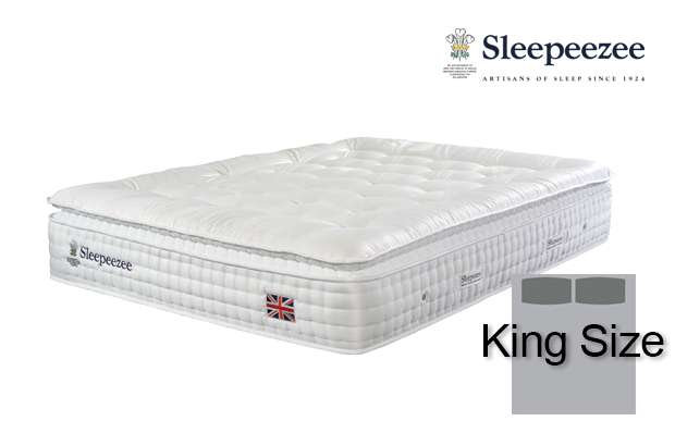 Sleepeezee Perfectly British Mayfair 3200 King Size Mattress