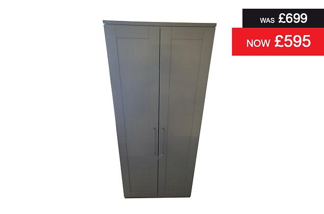 Alpha 2 Door Robe - Grey