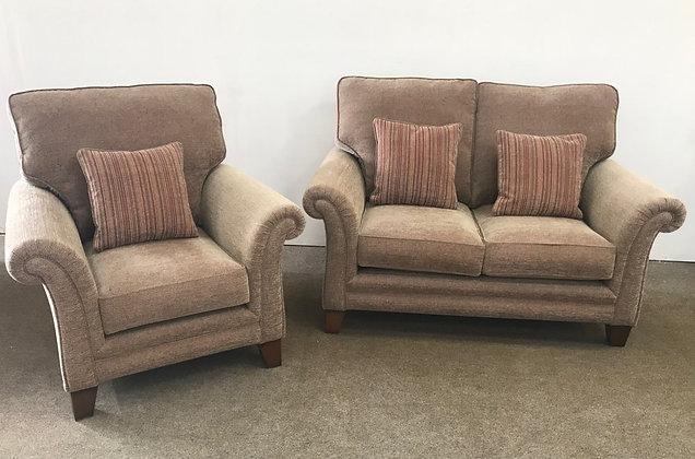 Eden 2 Seater Sofa & Armchair