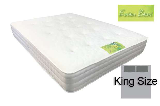 Eden Beds Ortho Memory Choice King Size Mattress