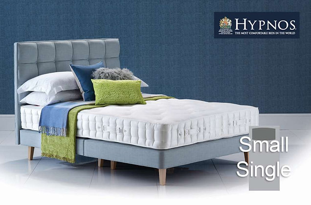 Hypnos Cypress Deluxe Small Single Divan Bed