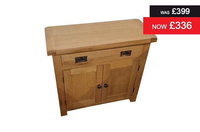 C Oak Small Sideboard - Oak