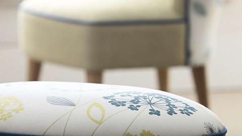 Stuart Jones Bedroom Furniture - Stools, Chairs & Ottomans   Gordon Busbridge Furniture   Hastings, Eastbourne & Seaford