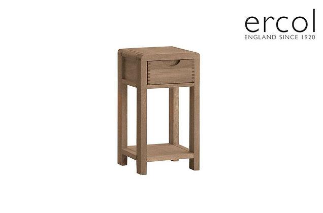 Ercol Bosco Compact Bedside Table
