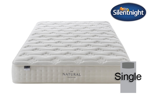 Silentnight Mirapocket Luxuriant Natural 1400 Single Mattress