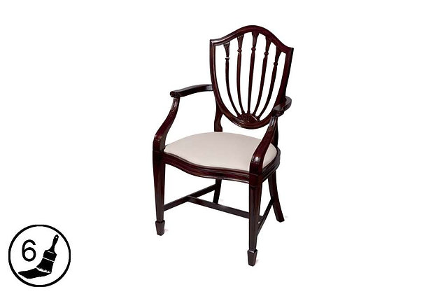 Simply Classical Adams Dining & Carver Chairs