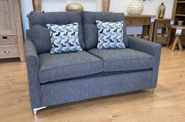 Brooke 2 Seater Sofa - Charcoal