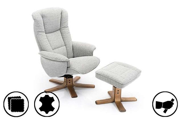 Aarhus Swivel Recliner Chair