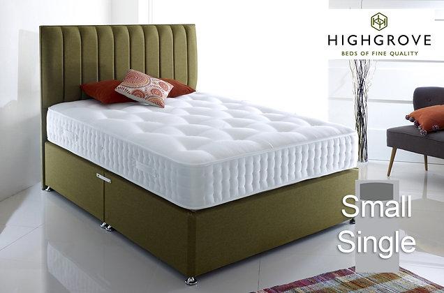 Highgrove Fifteen Small Single Divan Bed