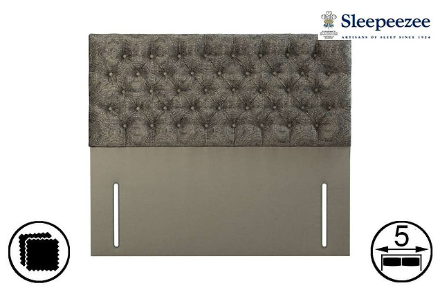Sleepeezee Chesterfield Floor Standing Headboard
