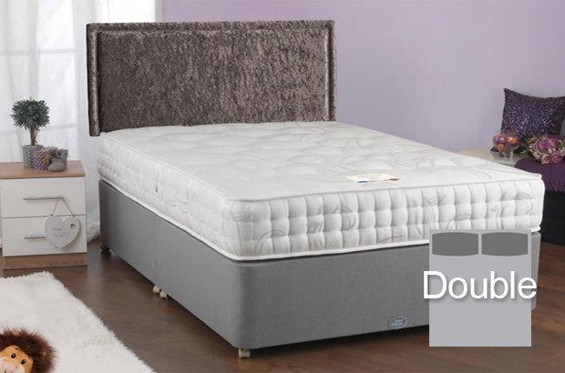 Kelso 1000 Double Divan Bed