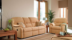 G Plan Mistral Fabric 3 Seater Recliner Sofa and G Plan Mistral Fabric Chair | Gordon Busbridge Furniture & Beds Store | Hastings, Eastbourne, St Leonards on Sea, Bexhill & Seaford