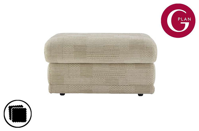 G Plan Milton Storage Footstool