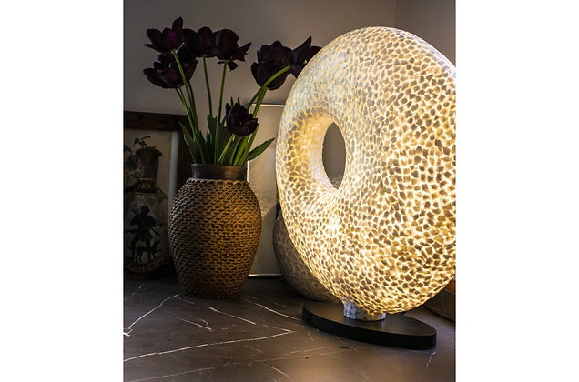 Callisto Torus Table Lamp - 45cm