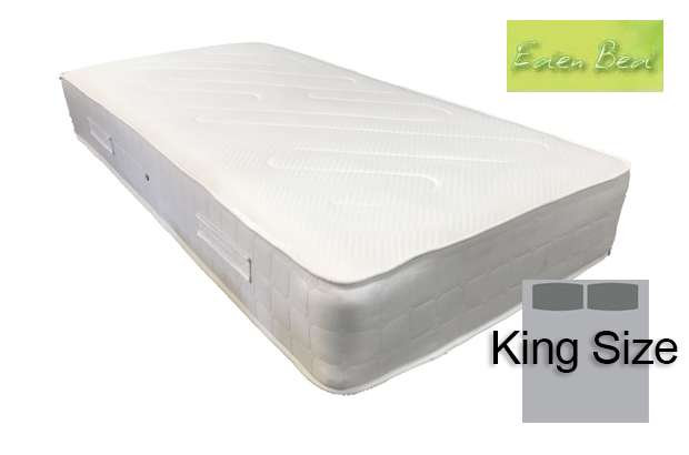 Eden Beds Orthopaedic Extra Firm King Size Mattress