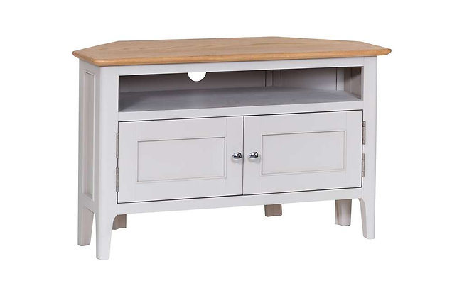 Bembridge Painted Corner TV Cabinet
