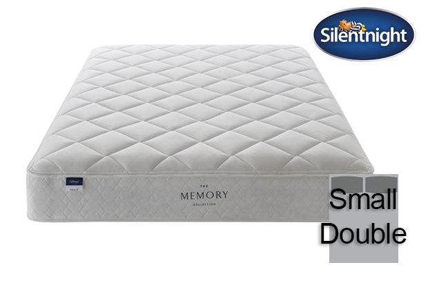 Silentnight Miracoil Seraph Memory Small Double Mattress