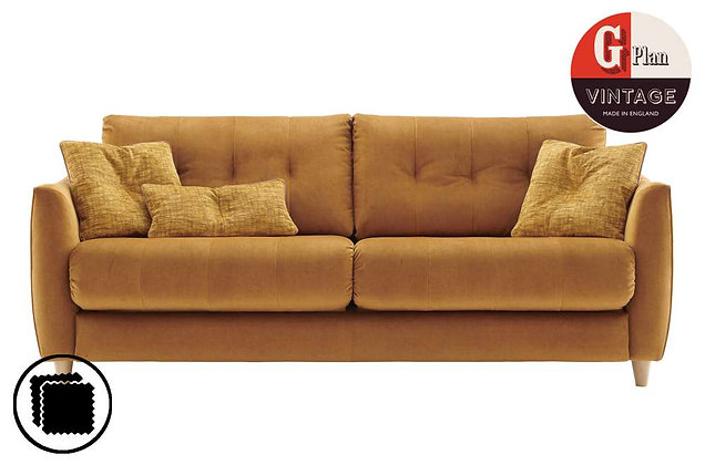 G Plan Nancy Vintage 3 Seater Sofa