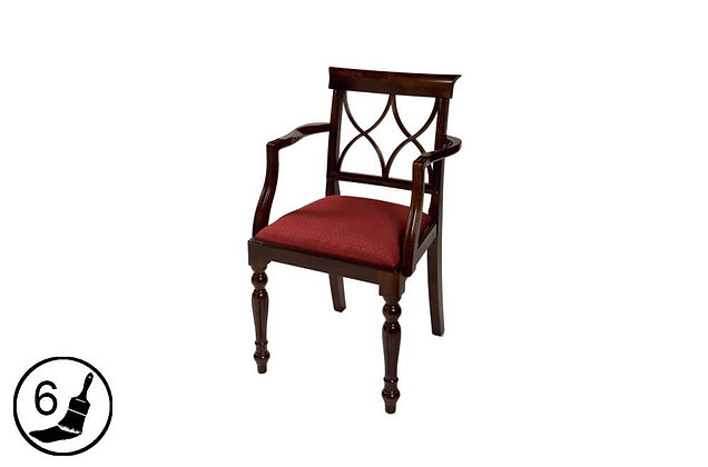 Simply Classical Carver Chair
