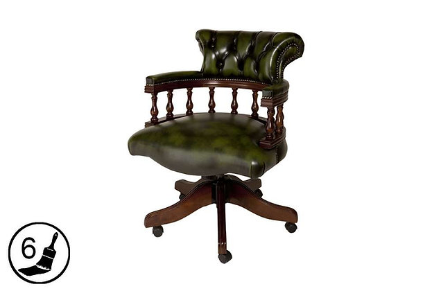 Simply Classical Captains Chair