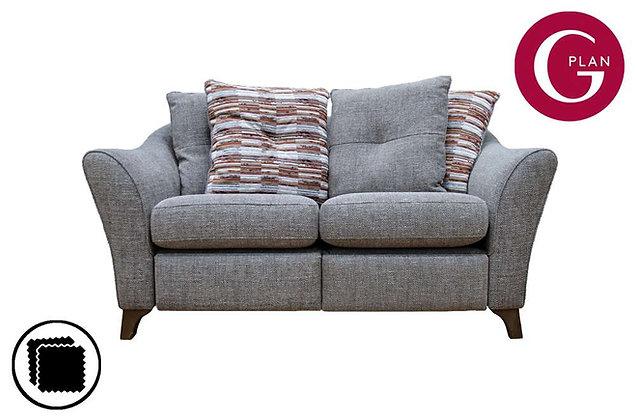 G Plan Hatton 2 Seater Pillow Back Sofa