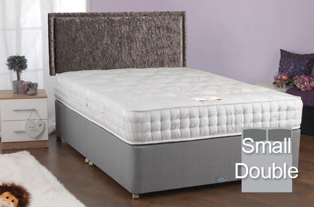 Kelso 1000 Small Double Divan Bed