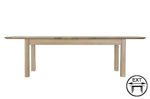 Charmwood Large Extending Dining Table