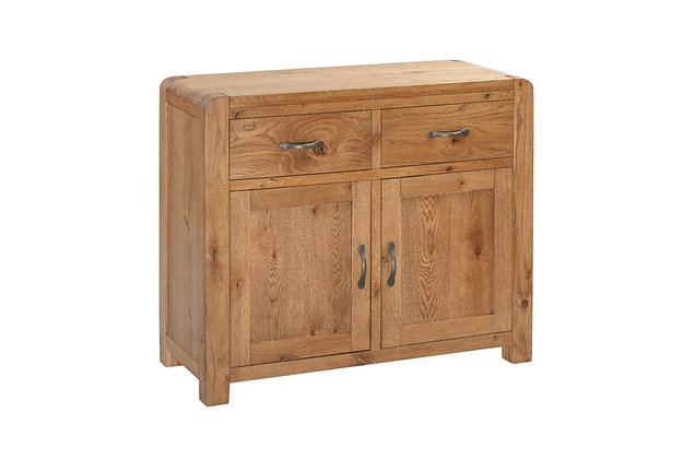 Capricorn Oak 2 Door Sideboard