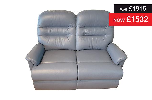 Sherborne Keswick 2 Seater Sofa - Wedgewood Hide