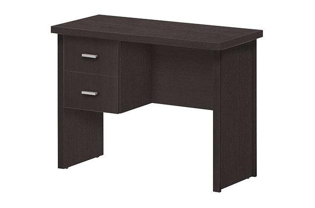 Oscar 2 Drawer Desk 1000 – Wenge