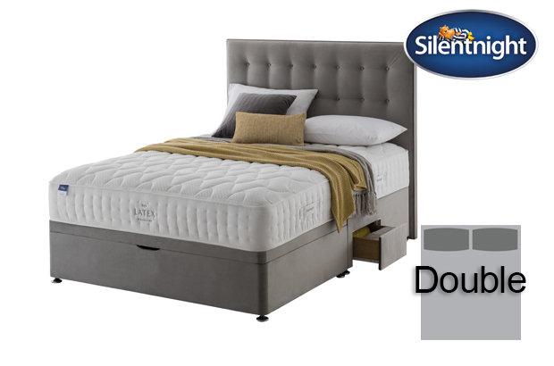 Silentnight Miracoil Arella Latex Double Divan Bed