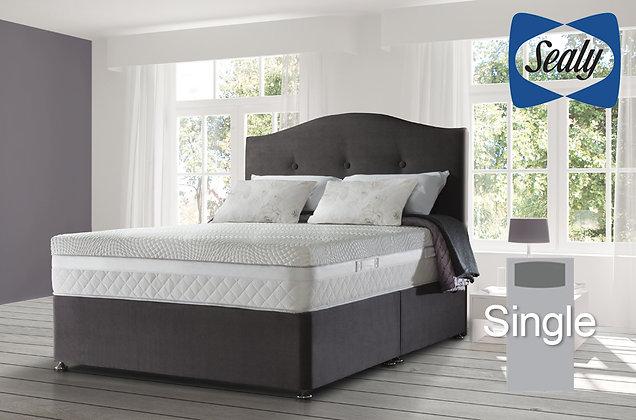 Sealy Hybrid Ultima Pocket 2800 Single Divan Bed