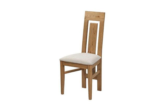 Capricorn Oak Dining Chair