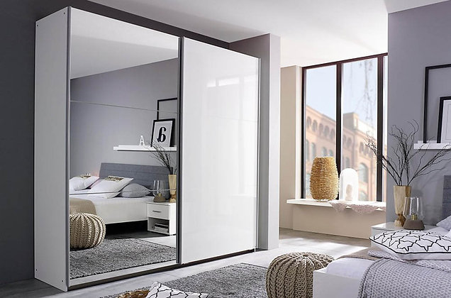 Beta Sliding Door Wardrobe