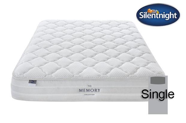 Silentnight Mirapocket Castiel Memory 800 Single Mattress